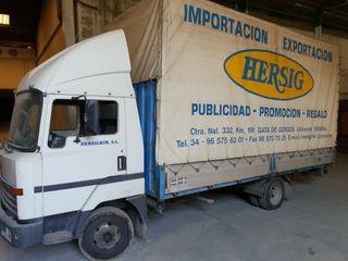 Camión NISSAN L35.09 3500kg