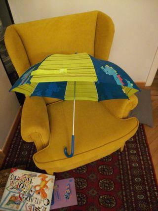 paraguas eurekakids