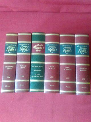 Obras Selectas Premios Nobel