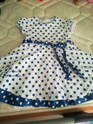 vestido marca el baul de Pinocho, t2A
