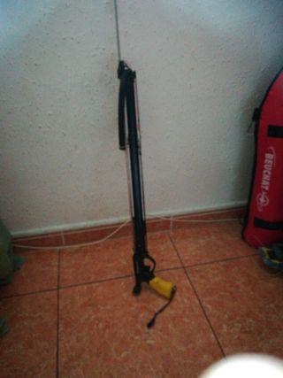 fusil Cressi - sub