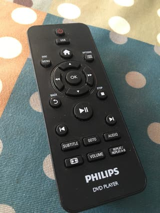 Mando distancia dvp2980 philips