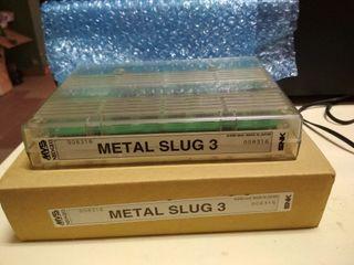 Metal Slug 3 NEO GEO [MVS] FullKit