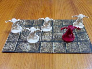 Heroquest dungeon rol descent