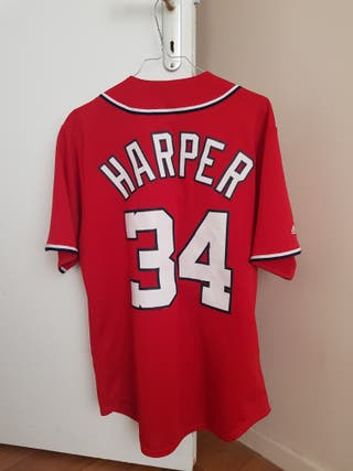 Jersey Baseball Majestic Harper
