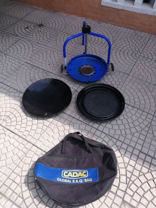 barbacoa de gas cadac camping