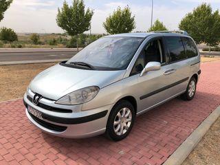Peugeot 807 7 PLAZAS