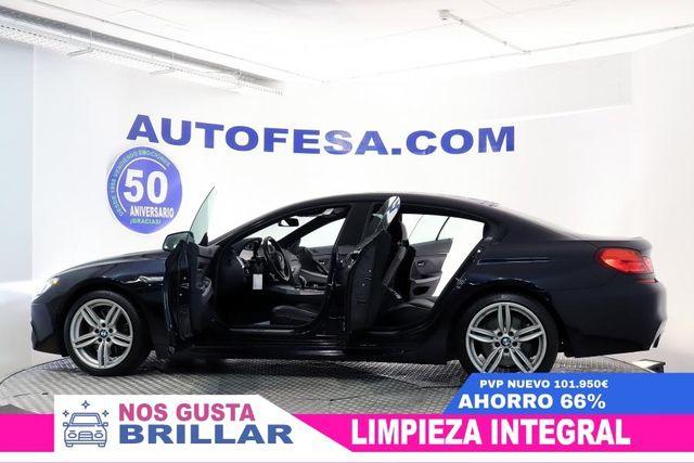 BMW 640 640d F06 Gran Coupe Pack M 313cv Auto 4p