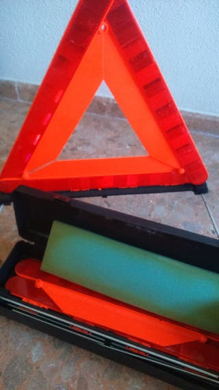 Triángulos emergencia / avería