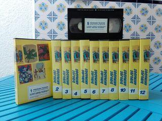 Colección Dibujos Animados VHS