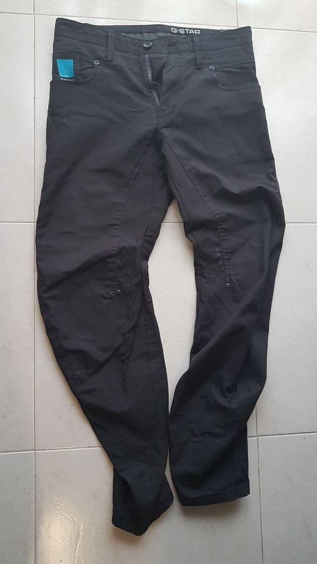 ccb5cdafce0 Pantalones de hombre G-Star Raw talla W30 L34 de segunda mano por 11 ...