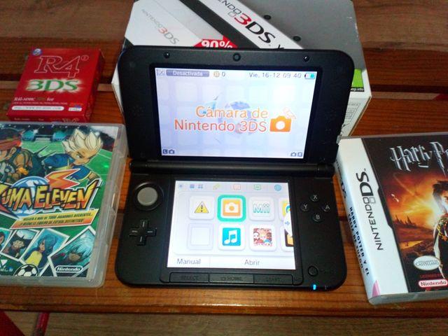 Nintendo 3ds Xl Juegos De Segunda Mano Por 100 En Hondarribia En