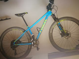 Trek Superfly 9.8 Carbono
