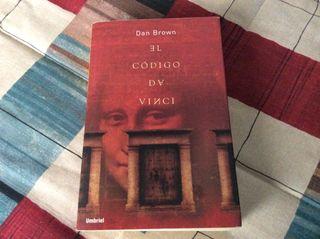 Libro El Código Da Vinci de Dan Brown