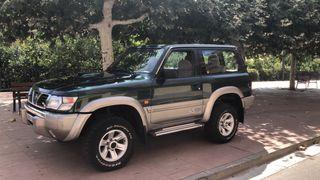 Nissan Patrol GR Y61 2003