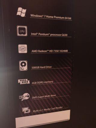PC Mini de sobremesa