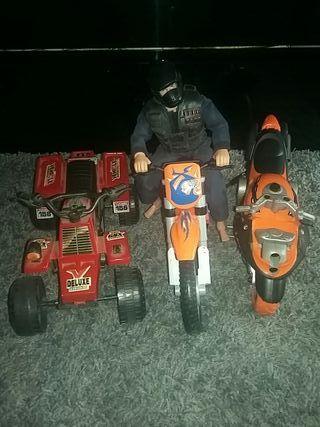 Pack de juguetes para niños/as