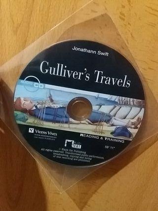 CD del libro Gulliver's Travels