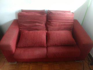 Sofa 2 plazas.