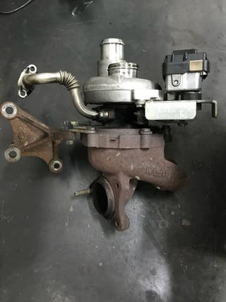 Turbo Ford 1.8 tdci