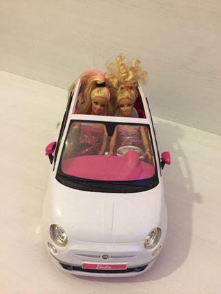 Coche barbie barbies