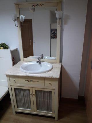 armario para el baño