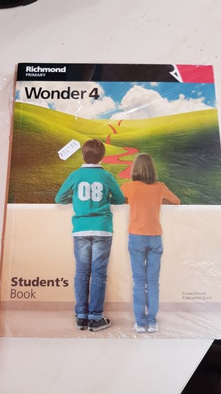Libro de Ingles 4 primaria nuevo