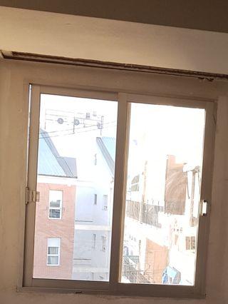 ventana Corredera 120 por 130