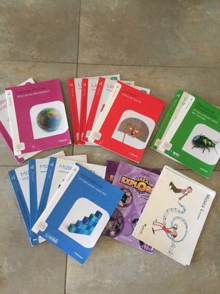 Libros 4 primaria
