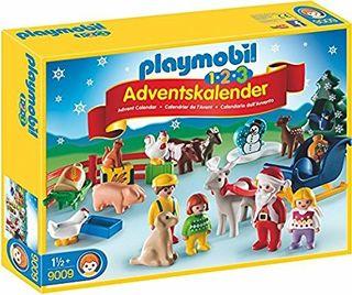 Playmobil 123 - Adviento Papá Noel
