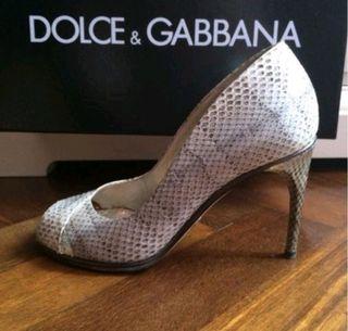 zapatos Dolce & Gabbana T. 36