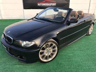 BMW 320 cd cabrio pack m