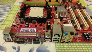 Placa Base MSI AMD