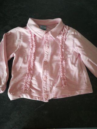 chaqueta niña T12-18