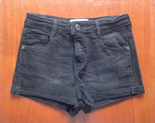 Shorts Mango tiro alto (34)