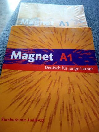 libro aleman Magnet A1