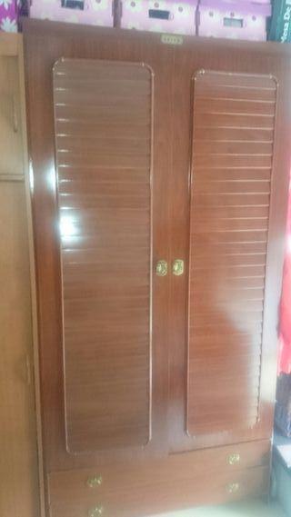 armario caoba