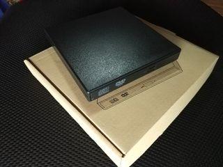 (¡NUEVO!) Lector/Grabador portátil de DVDs