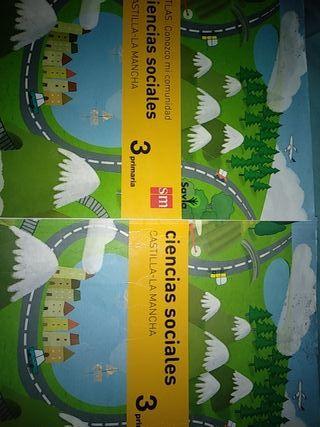 libro ciencias sociales sm 3 primaria