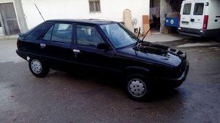 Renault 11, diesel, motor 1.6, itv pasada, 1986