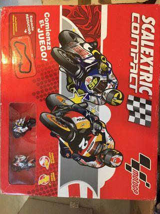 Scalextric moto GP