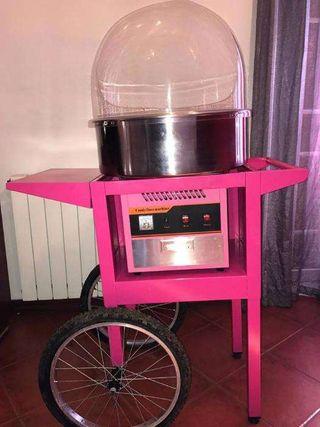 maquinas palomitas , algodón azúcar