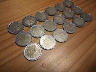 Monedas 2 Euros Conmemorativas