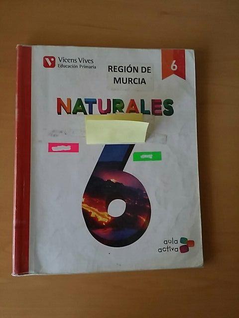 Libro c. naturales 6 primaria
