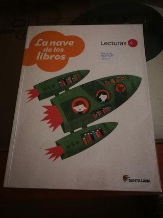 la nave de los libros, lectura 4 isbn 978846801127