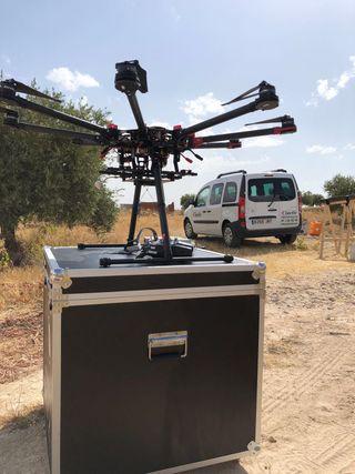 Curso Piloto Dron Profesional