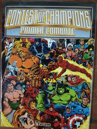 Contest of Champions - Vengadores - Los Vengadores