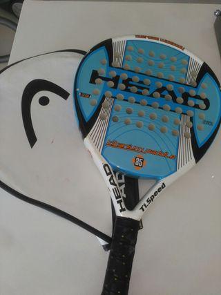 raqueta de pádel