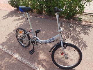 Bicicleta Folding Street 08