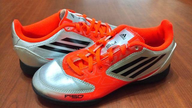 d5e8f534dd9e3 Zapatillas Adidas F50 niño de segunda mano por 25 € en Colonia Pablo ...